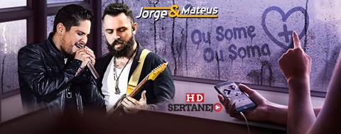 HDSERTANEJO JORGE E MATEUS