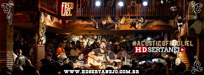 HDSERTANEJO- DVD Fred liel -