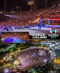 HDSERTANEJO- henrique e juliano barretos